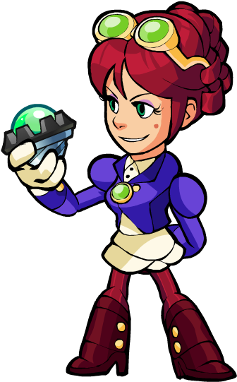 Download Scarlet - Brawlhalla Characters Scarlet PNG Image with No