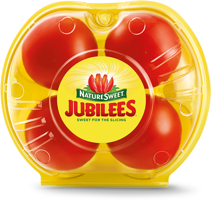 Naturesweet Jubilees Tomatoes - 5 Tomatoes (800x725), Png Download