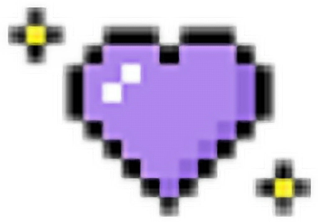 Download Banner Freeuse Stock Kawaii Pixel Tumblr Purple Png Trans Art Image With No Background Pngkey Com