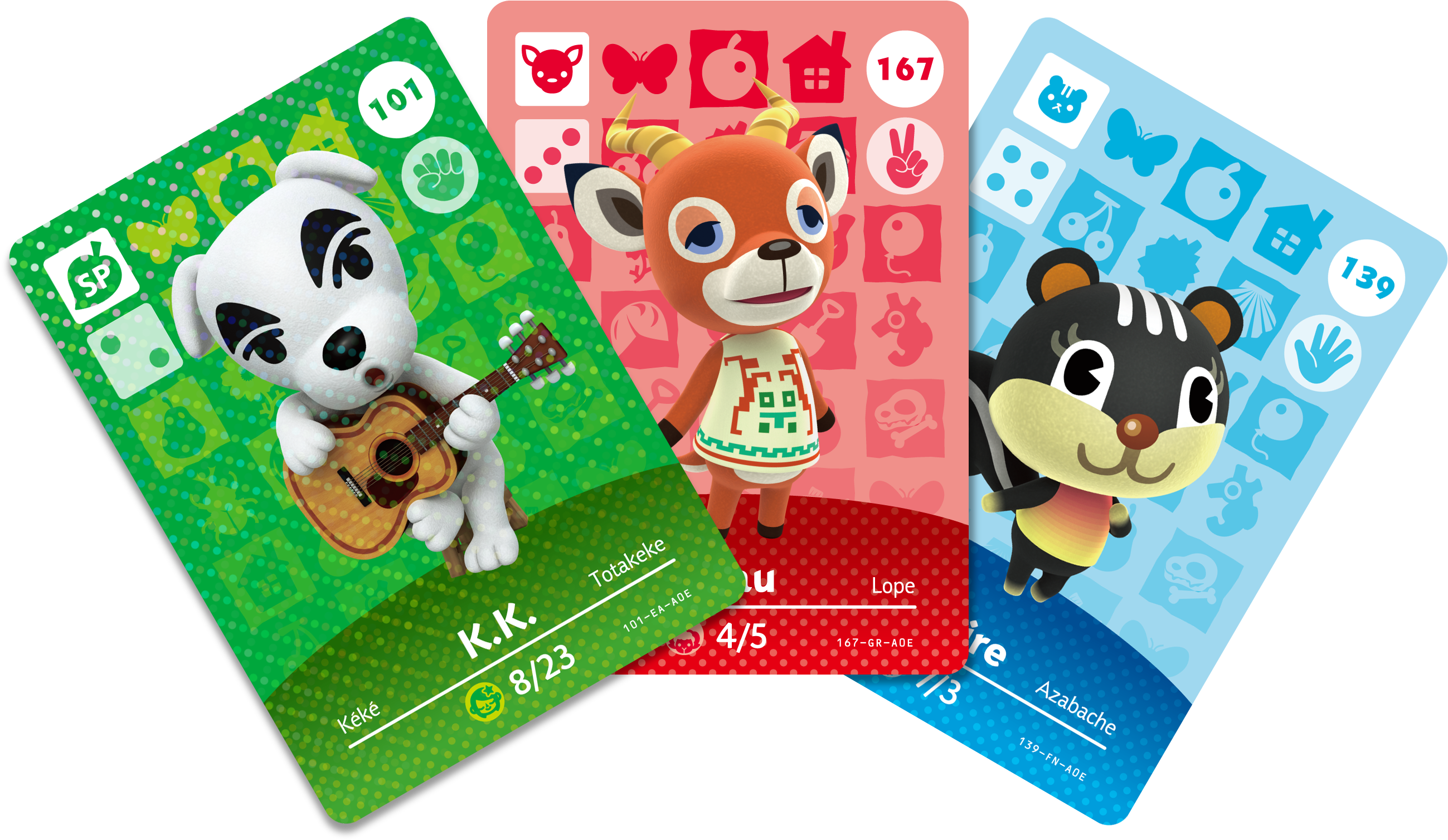 Download Animal Crossing Amiibo Cards Series 2 Releasing On - Card 2