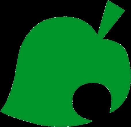 Download Animal Crossing Leaf - Animal Crossing Smash Logo ...
