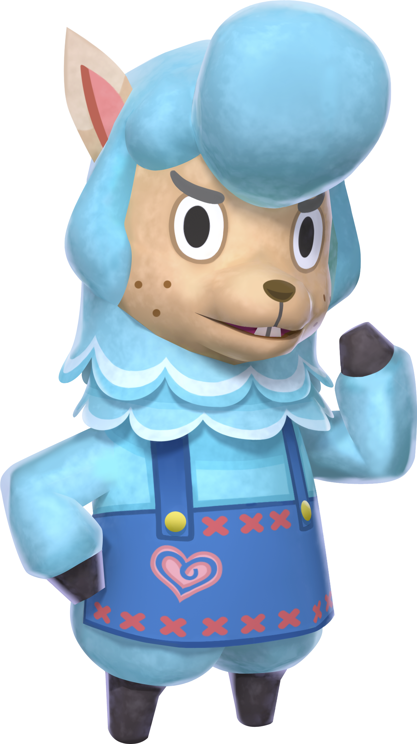 Download Here S Another Link Animal Crossing New Leaf Bjorn Png