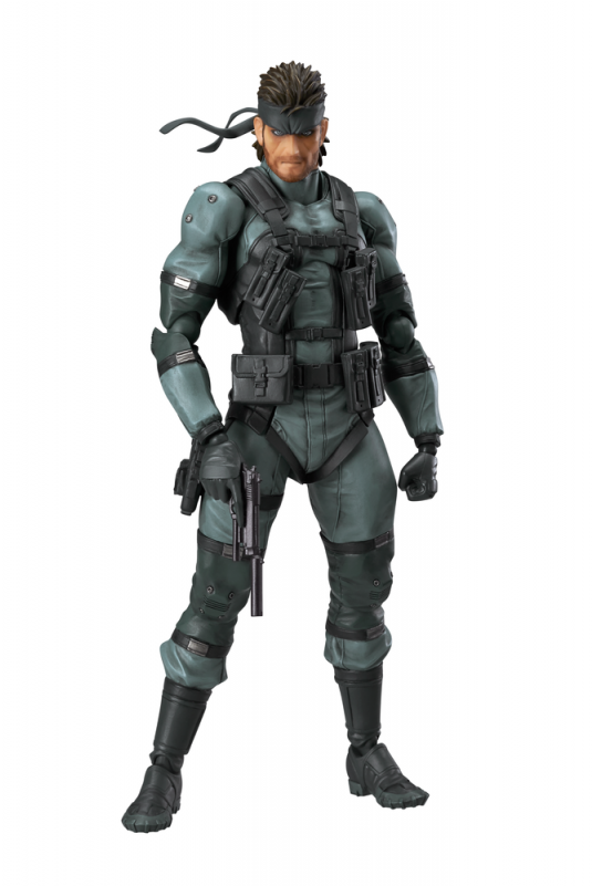 Metal Gear Solid Solid Snake (800x800), Png Download