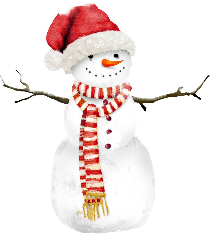 снеговик картинка без фона наличии есть