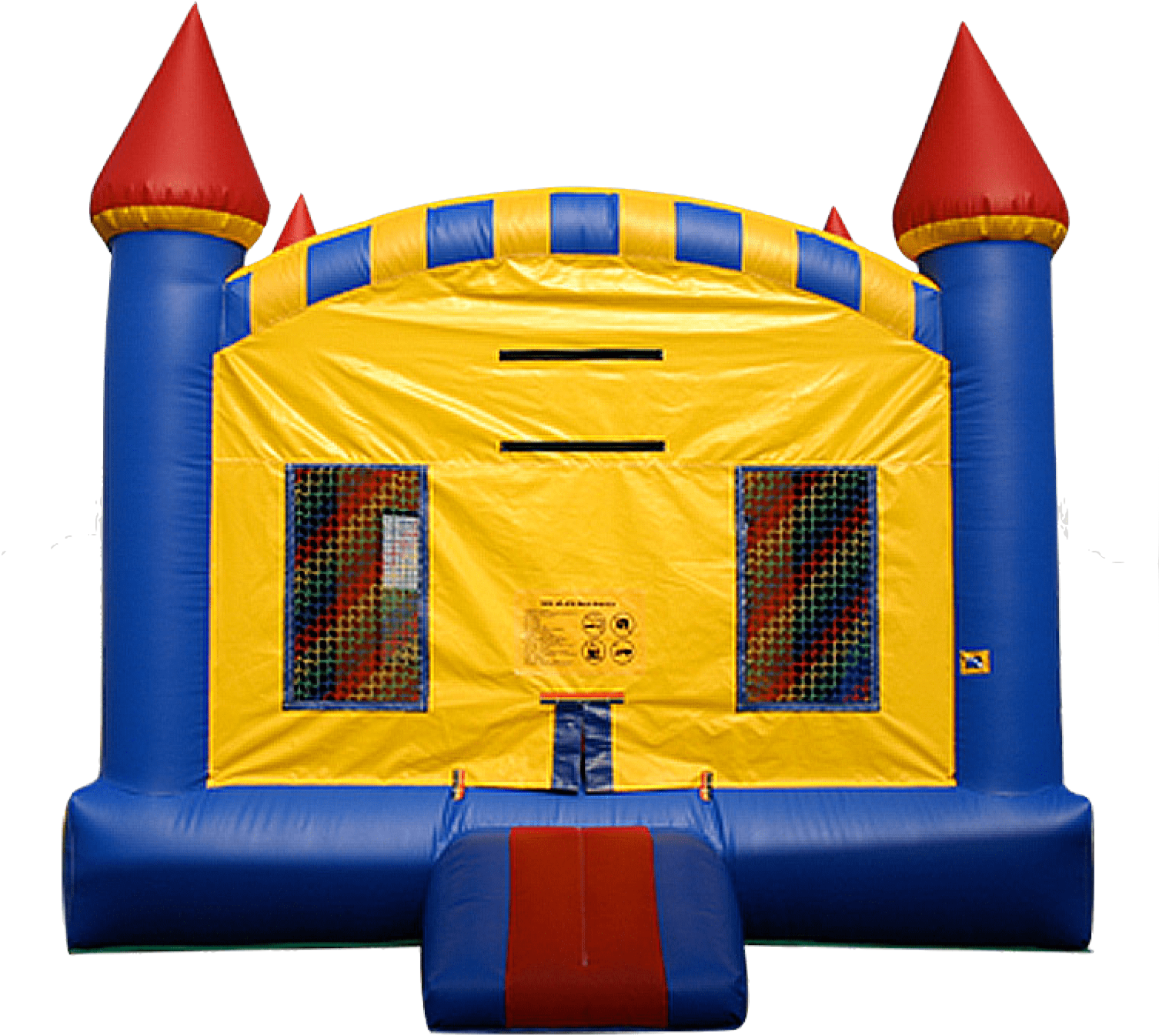 Are You Having A Small Party And Looking For A Traditional - Bounce House Transparent (2500x2500), Png Download
