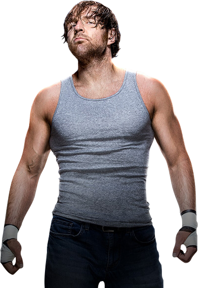 Wwe Dean Ambrose Png (401x582), Png Download