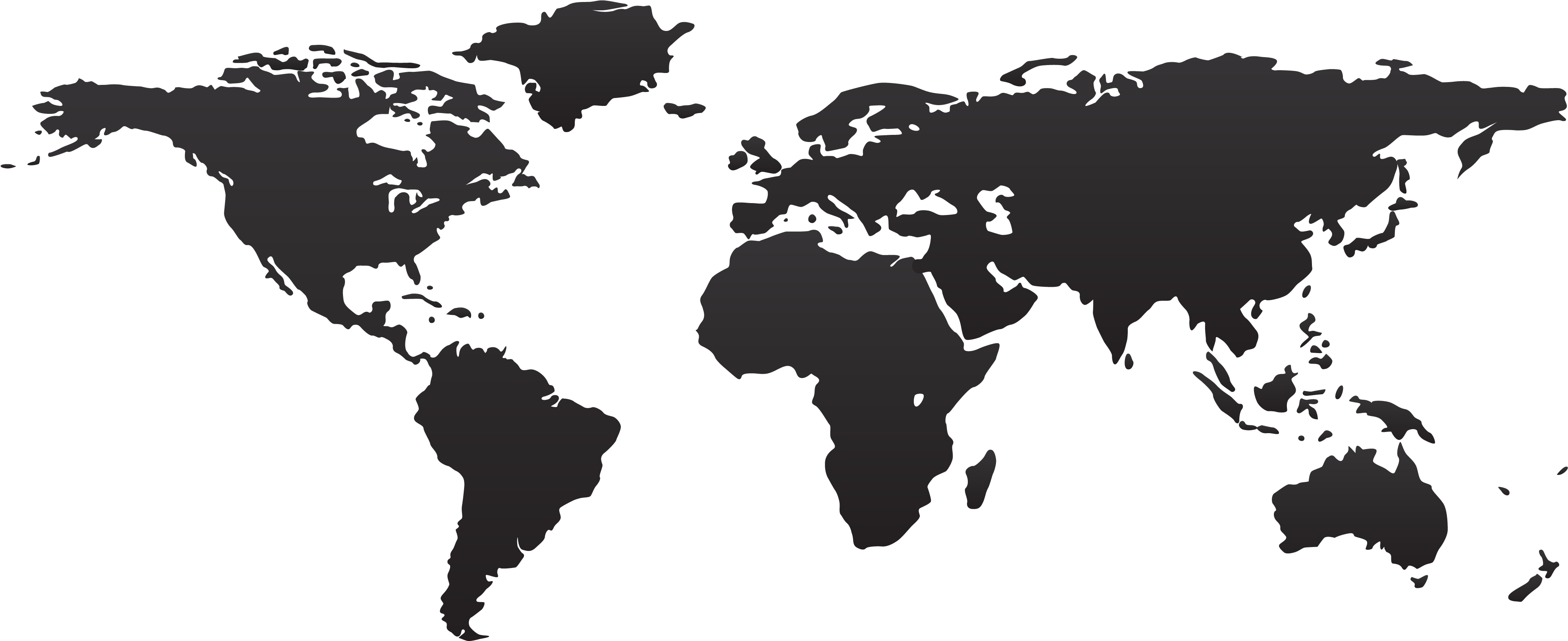 Download World Map Png   High Resolution World Map Vector PNG