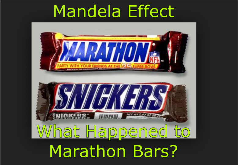 Download Mandela Effect What Happened To Marathon Bars - Snickers, Almond -  1.76 Oz Bar PNG Image with No Background - PNGkey.com