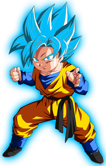 Download Ssjgssj Goten Dragon Ball Goten Ssj Blue Png Image With No Background Pngkey Com