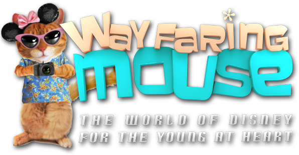 Wayfaring Mouse - World Of Disney® (622x350), Png Download