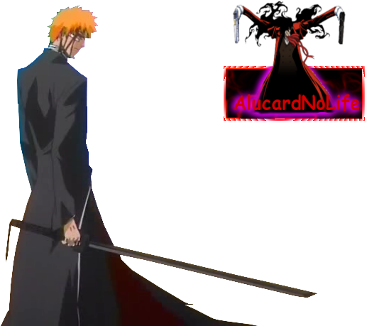 Download Ichigo Transparent Edition Ichigo Kurosaki Bankai Back Png Image With No Background Pngkey Com