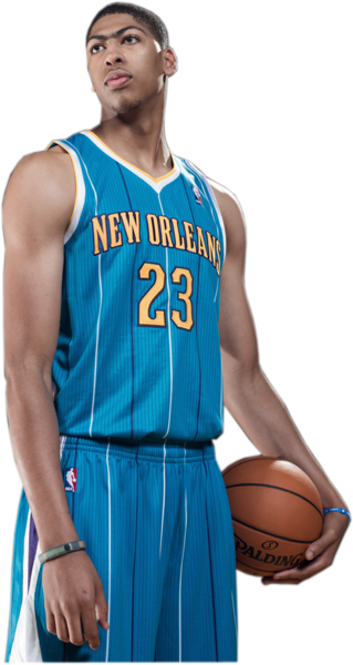Download Share This Image Anthony Davis Png Image With No