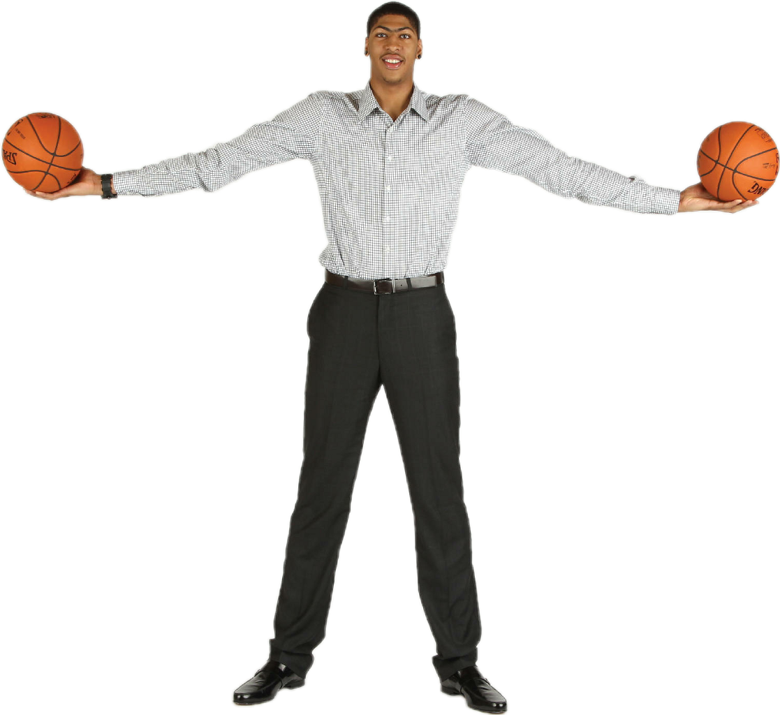Download Anthony Davis Png Image With No Background Pngkey Com