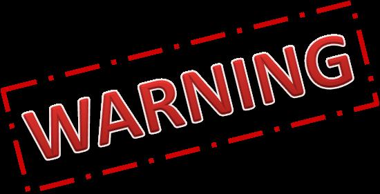 Image result for warning png
