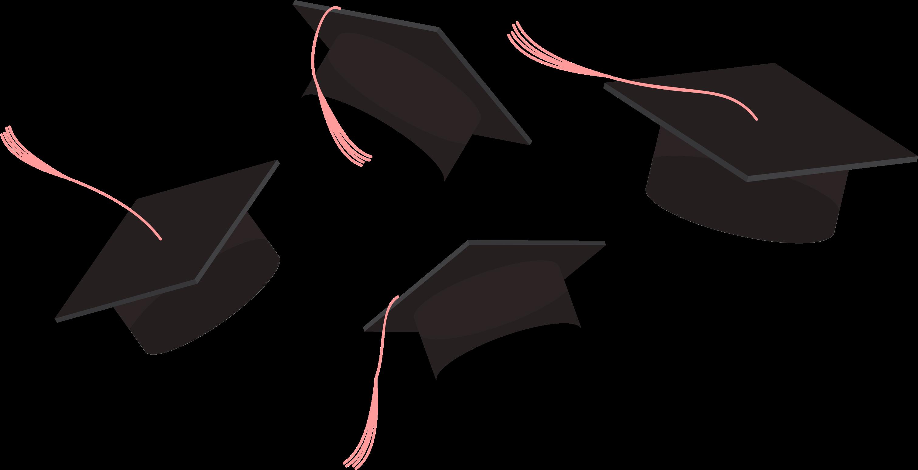 Download Png Graduation - Throwing Graduation Cap Png PNG ...