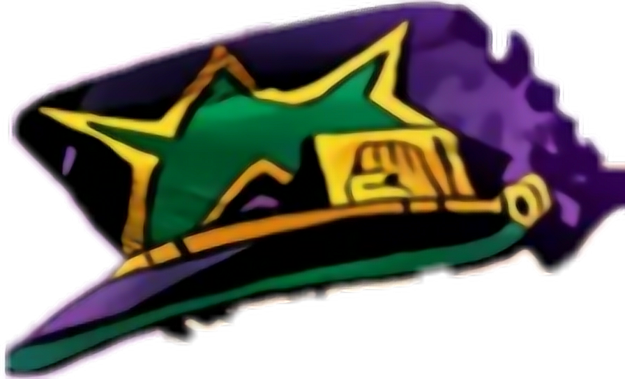 Download Report Abuse Sombrero De Jotaro Png Png Image With No Background Pngkey Com