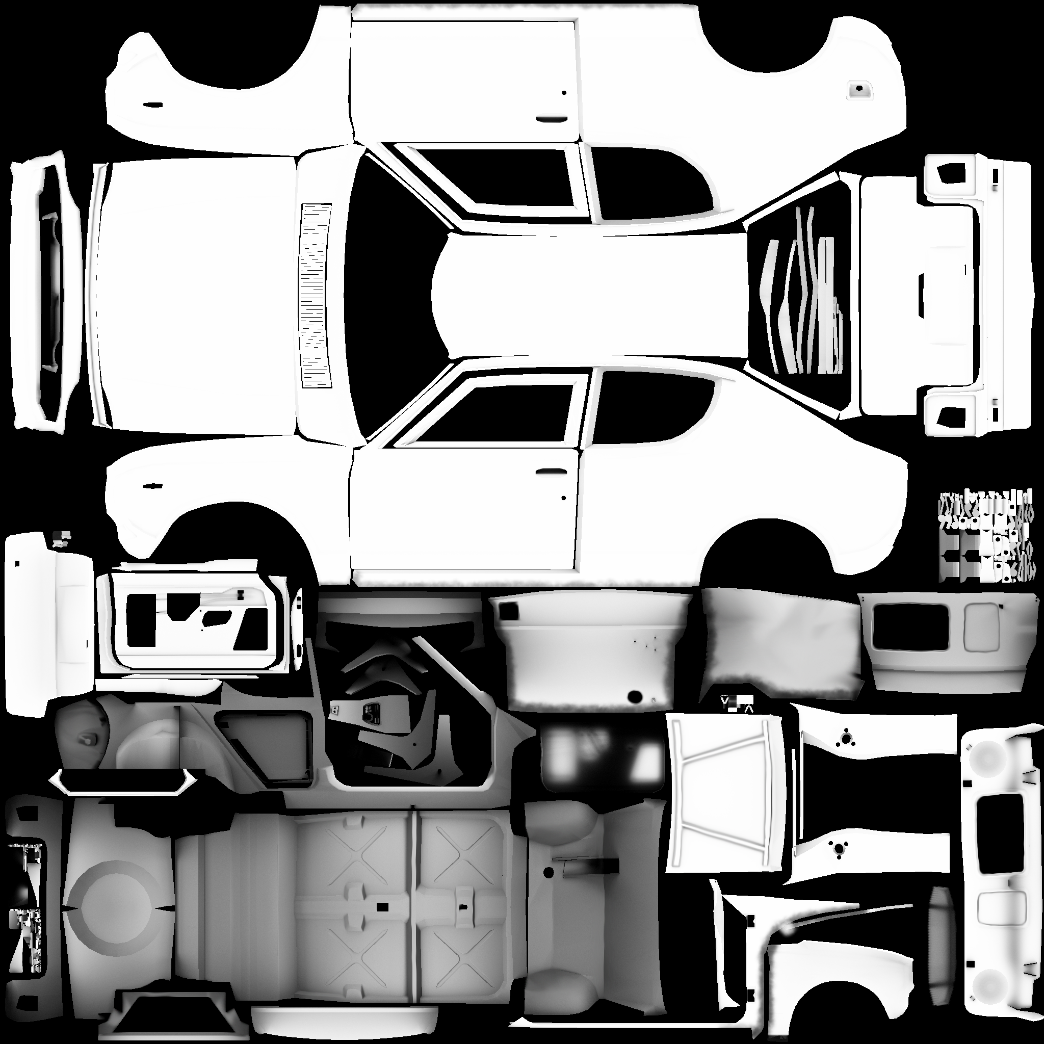 Download Overlay My Summer Car Skin Png Image With No