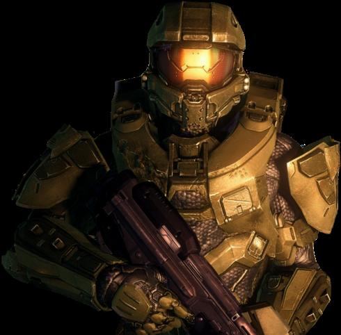 Download Halo 4 Master Chief Render By Juggalostitchez