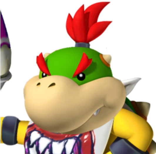 Download Photo Bowser Jr Png Image With No Background