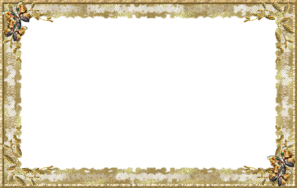 Download Http Www Themeshack Net Gold Wedding Frame Png Png Image With No Background Pngkey Com