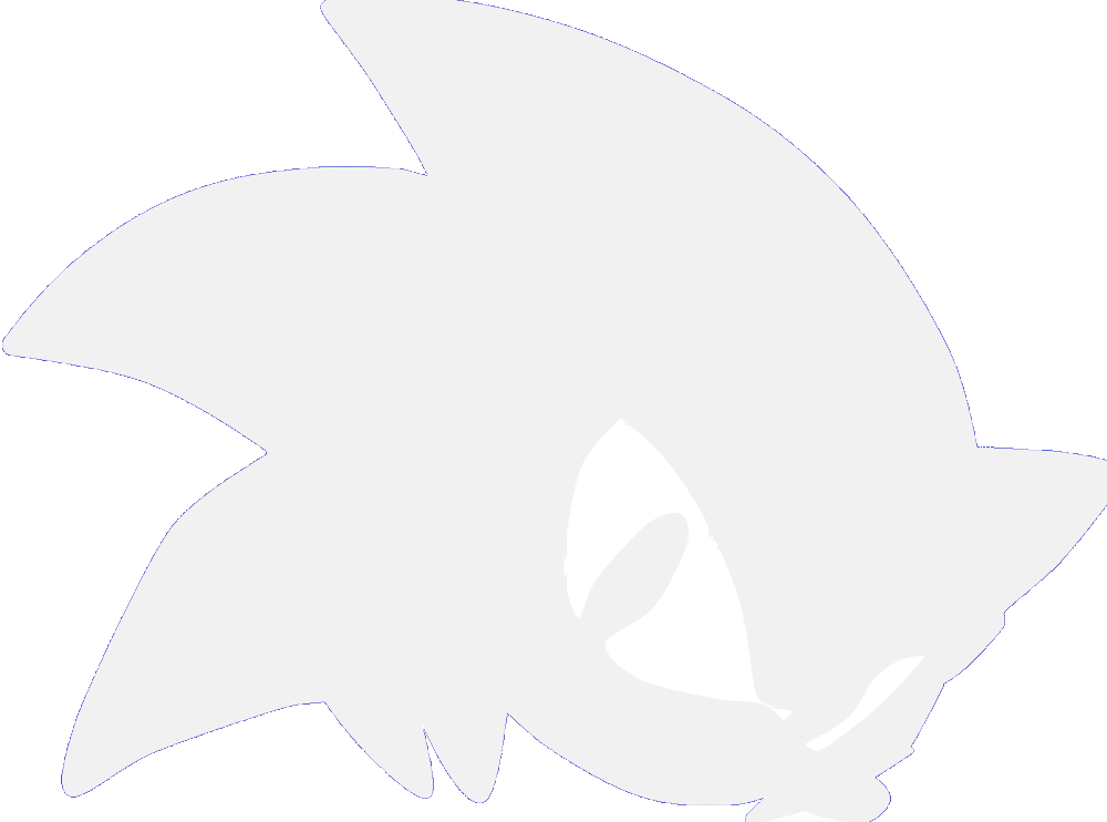 Download Sonic The Hedgehog Clipart Sonic Head Sonic The