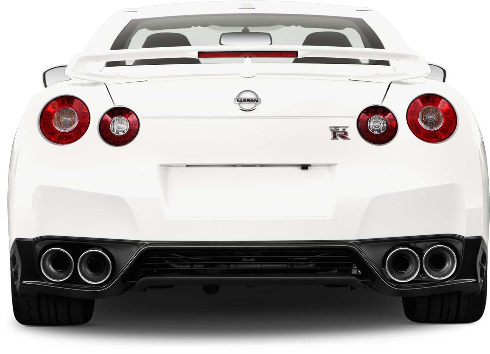 Gtr No Background >> Download Nissan Gtr Rear View Png Image With No Background Pngkey Com