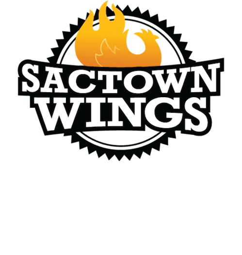 Sactown Wings Champion - Chicken Wings (500x538), Png Download
