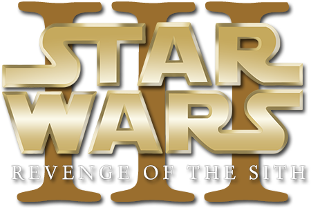 Download Revenge Of The Sith Logo Starwars Episode Logo Png Png Image With No Background Pngkey Com