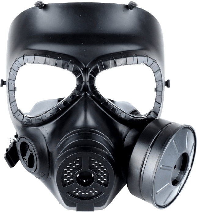 Download Gas Mask Png Image Transparent - Airsoft Gas Mask ...
