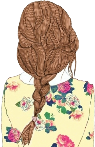 Download Tumblr Layouts Ilustracao Free Menina Desenho Tumblr