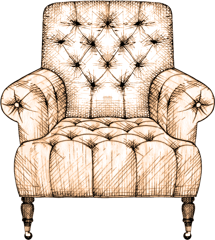 Download Drawing Couch Interior Design Services Chair Sketch Sofa Sketch Design Furniture Png Image With No Background Pngkey Com