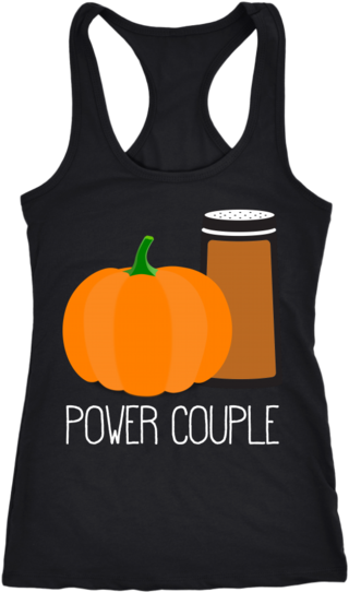 Cute Pumpkin Spice Women's Tank Top - Never Take Advice From Me You Ll Only End Up Drunk (600x600), Png Download
