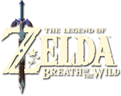 Download Zelda Breath Of The Wild Logo Png Wallpapers