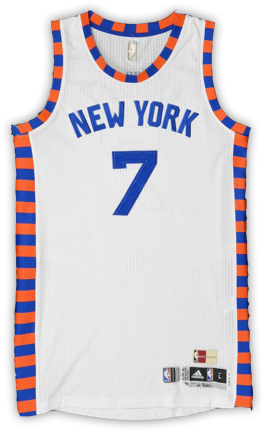 1952 - - New York Knicks Jersey Png (300x450), Png Download