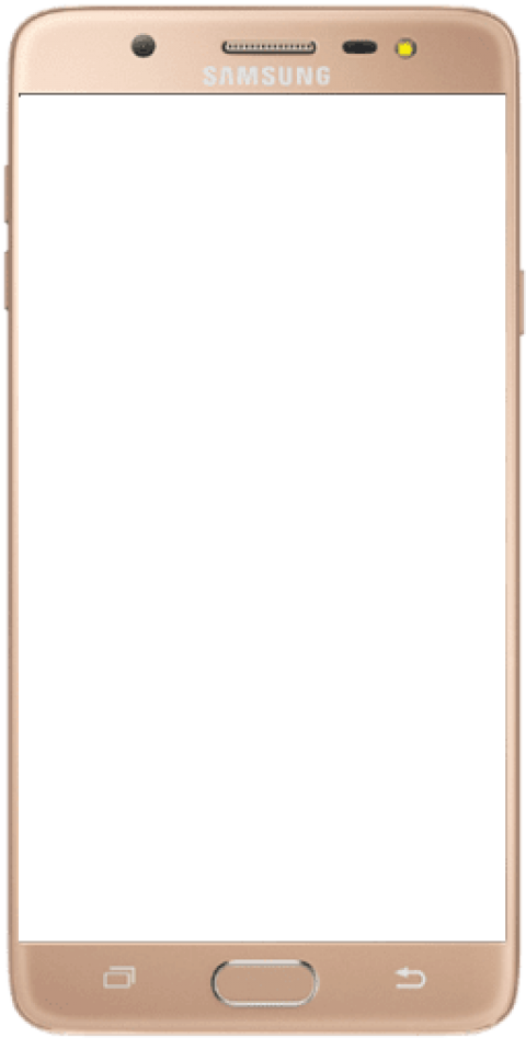 How To Add Mobile Frame In Video Smartphone Png Icon - Mobile Frame Png Transparent (393x373), Png Download