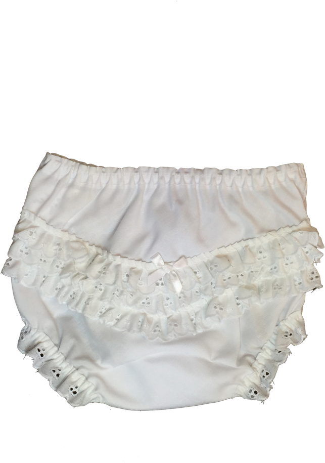 Personalized Diaper Cover - Lace (768x1024), Png Download