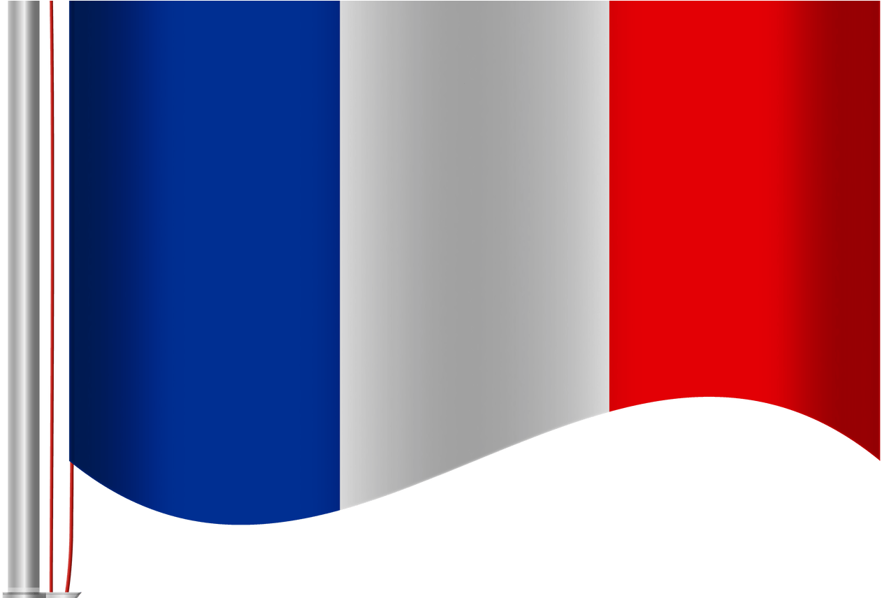 Download France Flag Png Clip Art Best Web Clipart Clip Art Png Image With No Background Pngkey Com