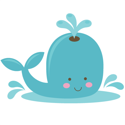 Png Freeuse Library Collection Of High Quality Free - Cute Whale Png (432x432), Png Download