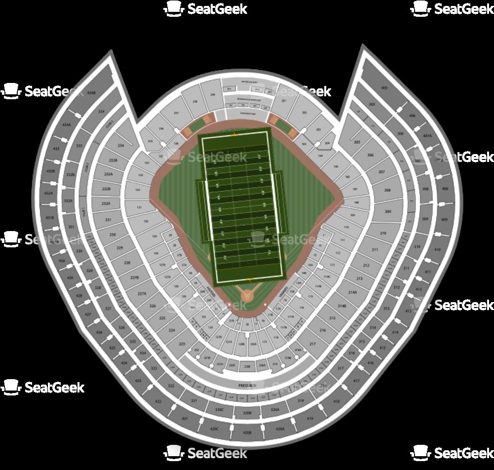 Download Yankee Stadium Seating Chart Ncaa Football Yankee Stadium