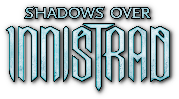 We Have Been Selling Magic - Shadows Over Innistrad Logo Transparent (624x351), Png Download