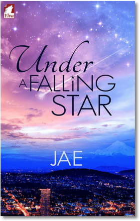 Under A Falling Star Jae (300x458), Png Download