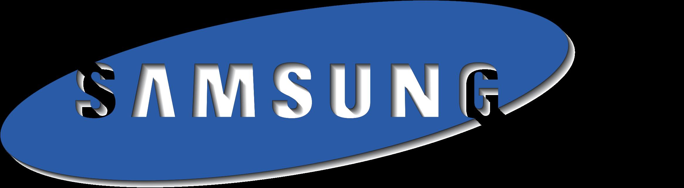 Samsung Logo Png Transparent - Samsung Logo No Limit (2400x2400), Png Download