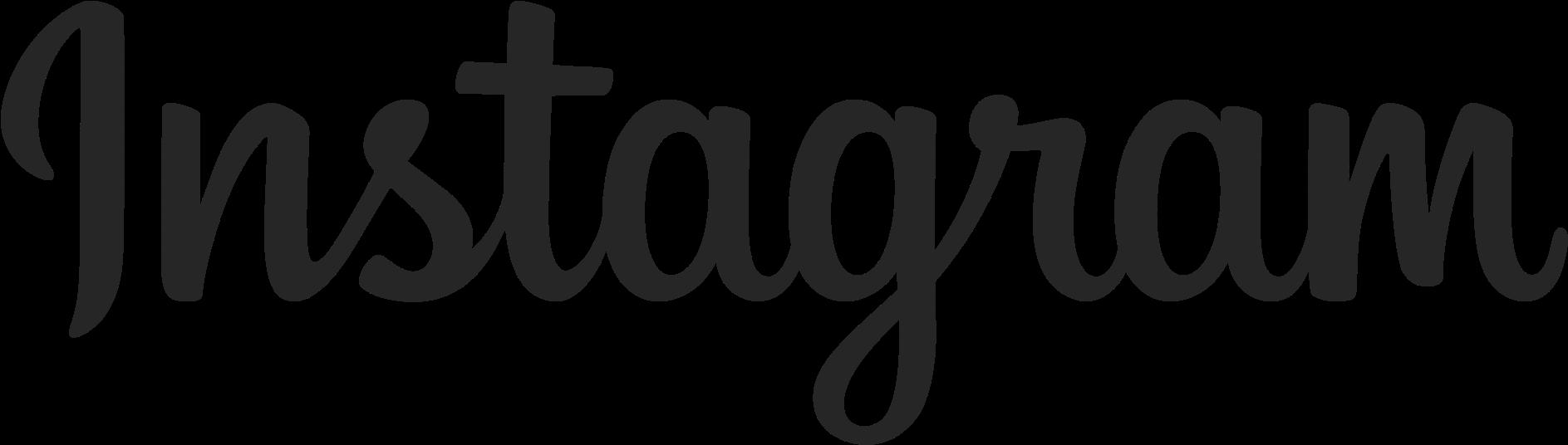 Download Instagram Png Logo Instagram Word Logo Png Png Image With No Background Pngkey Com
