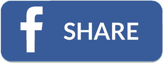Facebook Share Icon Small (568x225), Png Download