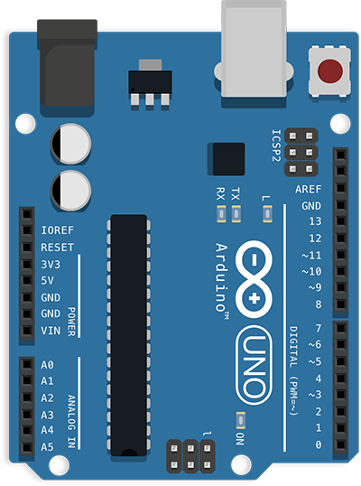 Download Arduino Flat Png - Soil Moisture Sensor Connection