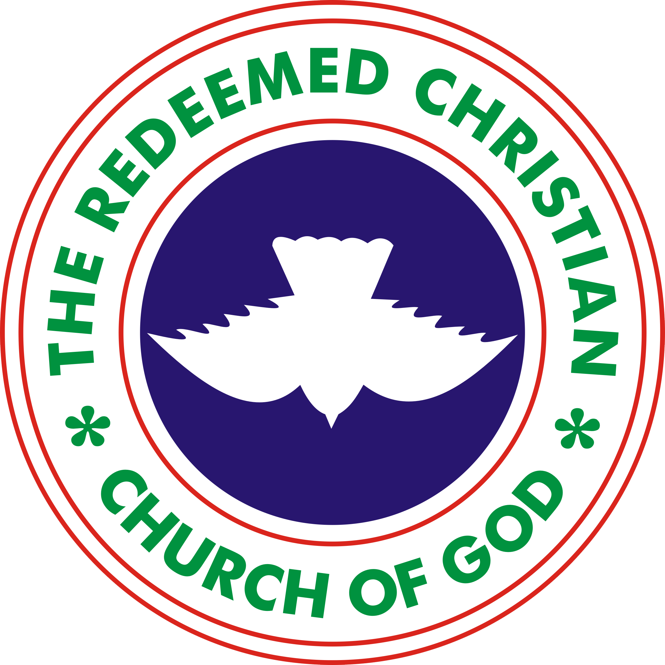Rccg Logo - Redeemed Christian Church Logo (2300x2300), Png Download