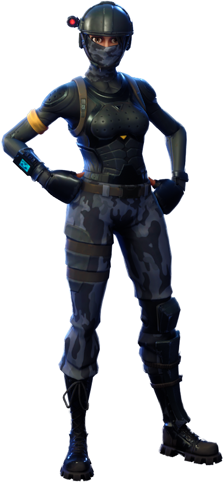 download fortnite elite agent png image fortnite elite agent skin - fortnite new elite agent style