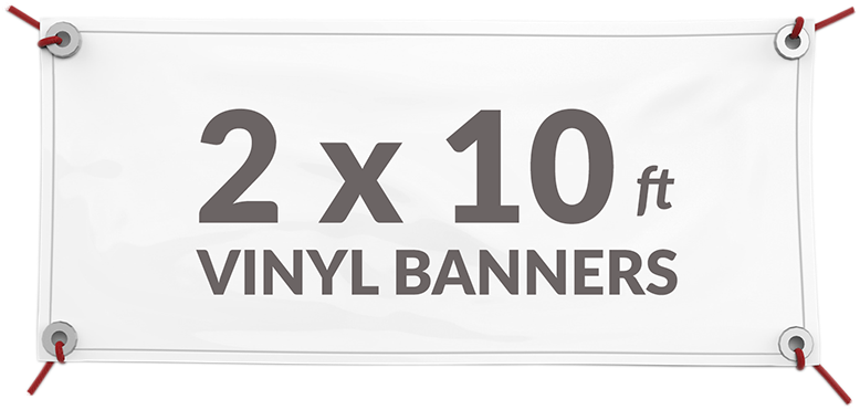 Colorful Ping Banner Template 3 X 2