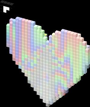 View Cursor On T-shirt - Heart Cursor Tumblr Transparent (330x418), Png Download