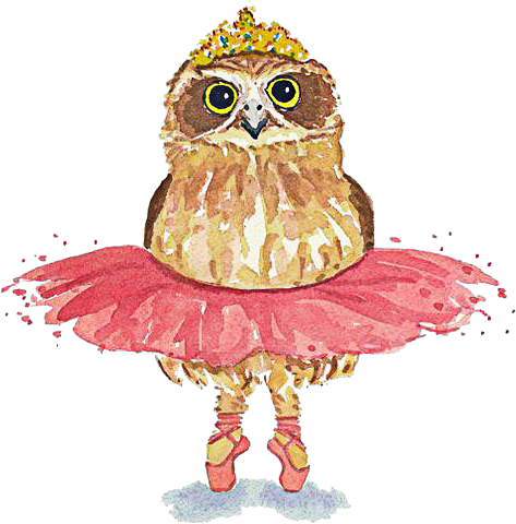 Owl Watercolor, Watercolor Animals, Owl Paintings, - Owls Paint Watercolor (473x480), Png Download